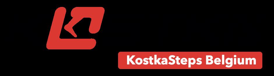 Logo KostkaSteps Belgium 20200720