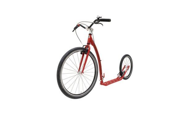 klapbaren-tretroller-kostka-tour-max-fold-g6 2 rood